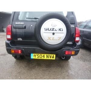Bara Protectie Spate - Suzuki Grand Vitara 2 XL-7 TD SUV 4+1 Usi 1998, 1999, 2000, 2001, … 2005