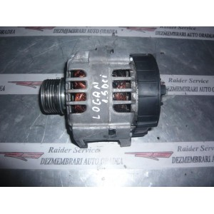 Alternator 8200537415 Dacia Logan SD/LSDEJ Diesel K9K-K7 1.5 Litri 48 kw