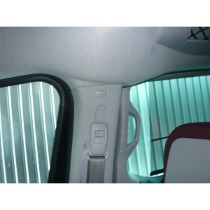 Airbag Cortina Dreapta - Citroen Berlingo 2-Multispace Break 4+1 Usi 2008, 2009, 2010, 2011, 2012