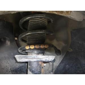 Amortizor Cu Arc Fata Stanga - Seat Altea 5P MPV Diesel BKD 2 Litri 103 kw 2004-2009