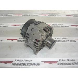 Alternator 8200537415 - Dacia Logan SC/LSDJJ Diesel K9K-K7 1.5 Litri 48 kw